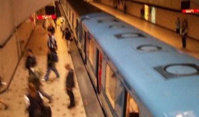 Les membres du syndicat atterrésMort tragique d'un opérateur de métro