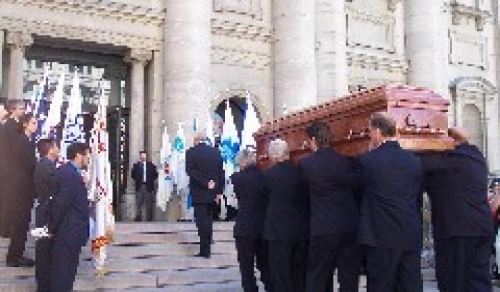 Décès de l'ancien président de la FTQObsèques nationales pour Louis Laberge