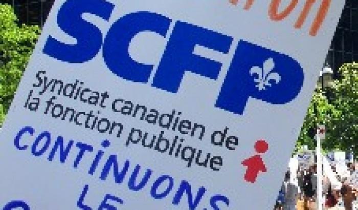 La mobilisation générale s'organiseTOUTE LA FTQ DERRIÈRE LES SYNDIQUÉS DE VIDÉOTRON