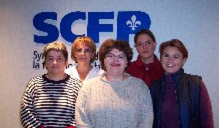 De la CSN au SCFP