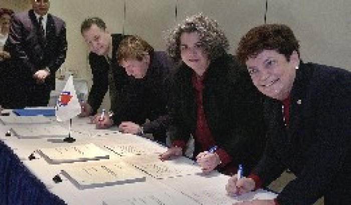De nouvelles conventions collectives à Héma-Québec