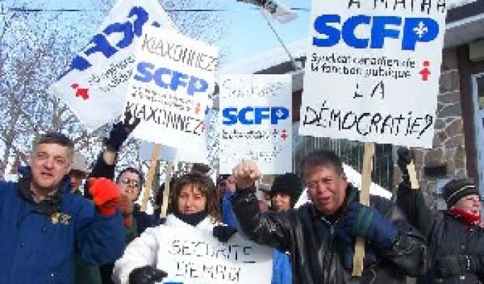 À Saint-Jean-de-Matha et Sainte-BéatrixLes employés municipaux sont en grève