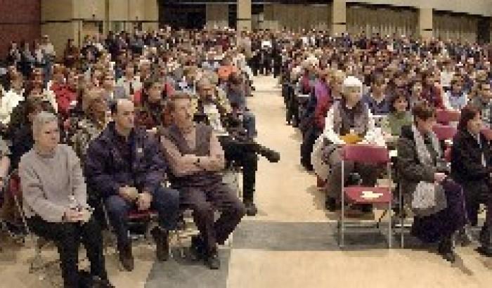 Université LavalSix cents employés de soutien en colère