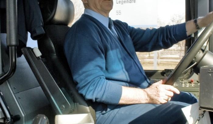 chauffeur d'autobus