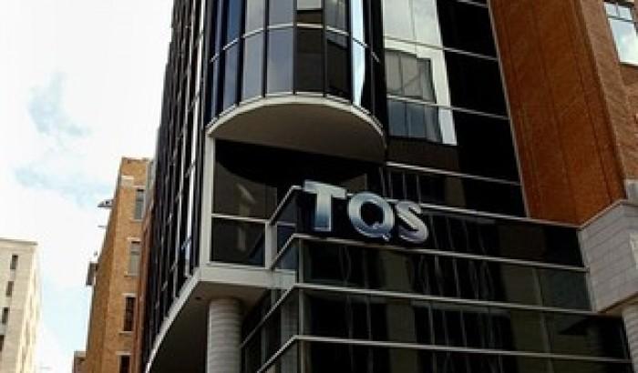 Edifice de la station TQS de Québec