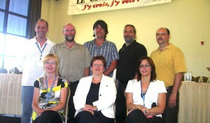 comité exécutif CPAS