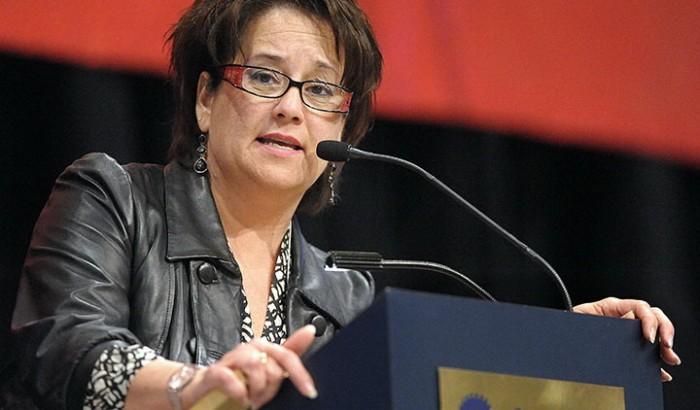 Le congrès prend fin avec la réélection de Lucie Levasseur