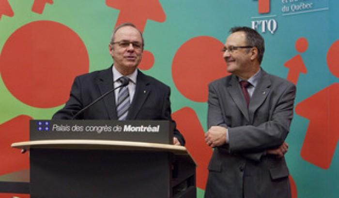 Clôture du 29e Congrès de la FTQUn congrès rassembleur pour un Québec qui nous ressemble