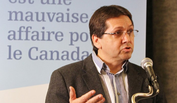Négocié en secret, l'AÉCG sera très néfaste pour le Québec et le Canada