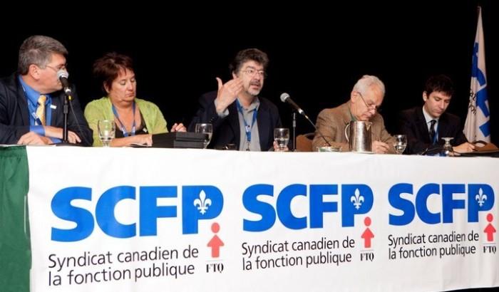 Journée d'étude du SCFP sur l'AÉCG le 4 octobre 2011