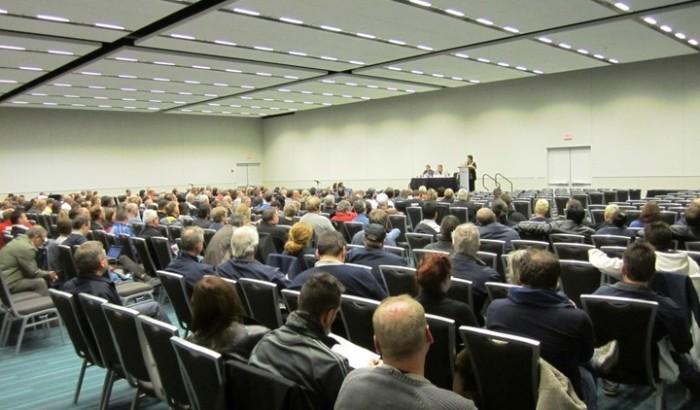 Caucus du Québec au congrès 2011