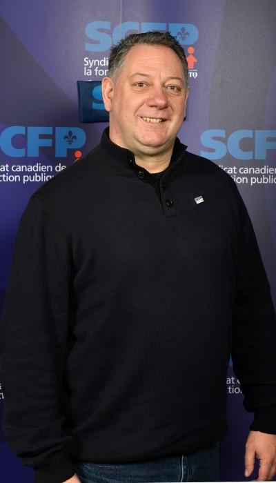Secrétaire général, SCFP-Québec