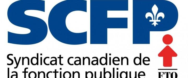logo SCFP-Québec