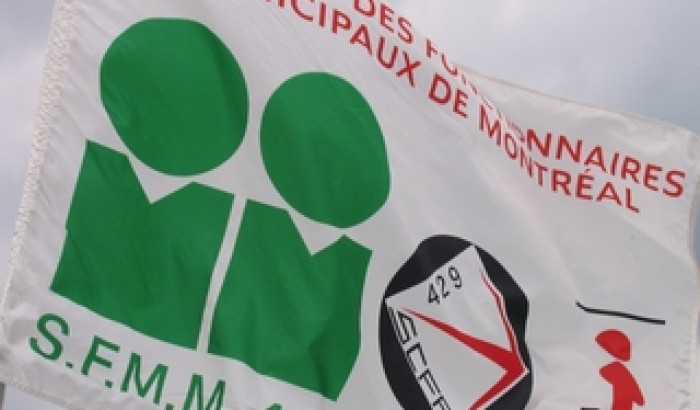 Mea culpa du chef du service des incendiesLe syndicat des cols blancs de Montréal réagit avec amertume