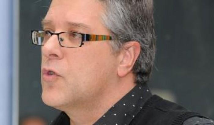 Daniel Duval, président du SREM-SCFP 306
