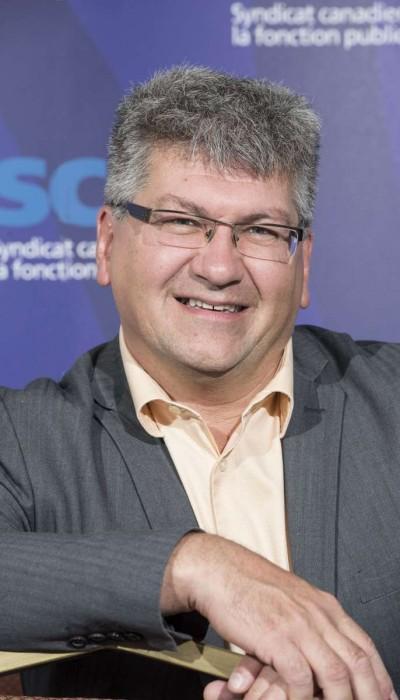 Président, SCFP-Québec