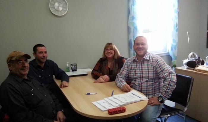 Nouvelle convention collective pour la municipalité de Lorrainville