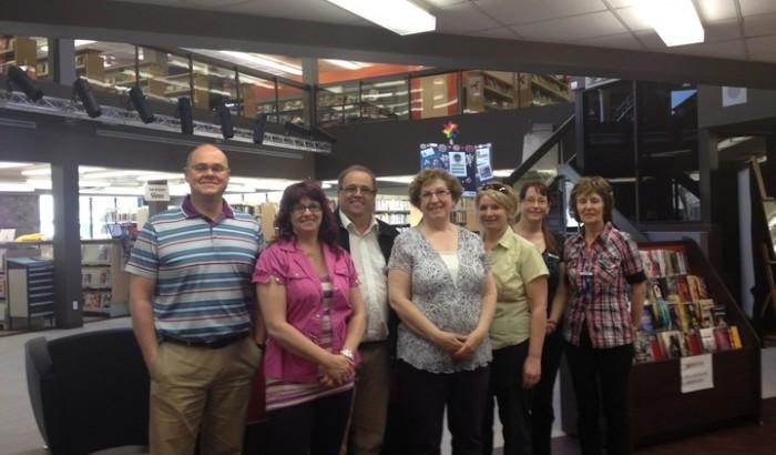 Nouvelle convention collective pour les employées de la bibliothèque municipale de Rouyn-Noranda