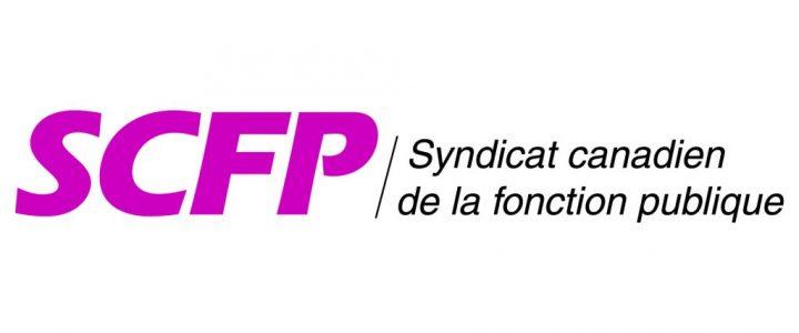 Le SCFP au Canada