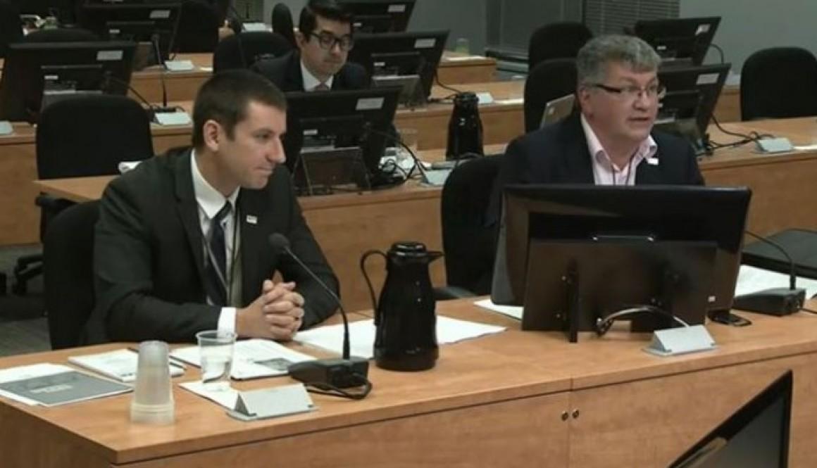 Rapport de la Commission d'enquête sur l'industrie de la construction (CEIC)La recommandation du SCFP retenue : l'expertise interne est le meilleur rempart contre la collusion