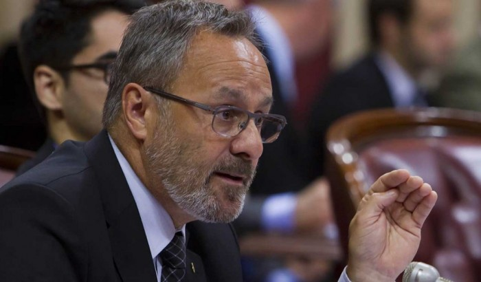 Réaction de la FTQ au budget2018 du gouvernement Couillar«Tout pour tenter de faire oublier les mesures d'austérité!»  — Daniel Boyer, président de la FTQ