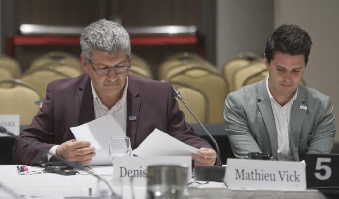 Consultation publique sur l'accord de Partenariat transpacifique :  le SCFP-Québec dit Non!