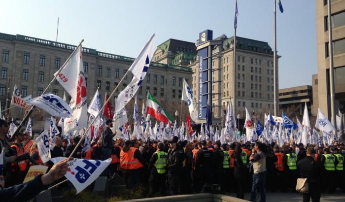 Assises annuelles de l'UMQ – Les travailleurs municipaux ne seront pas les boucs-émissaires des élus