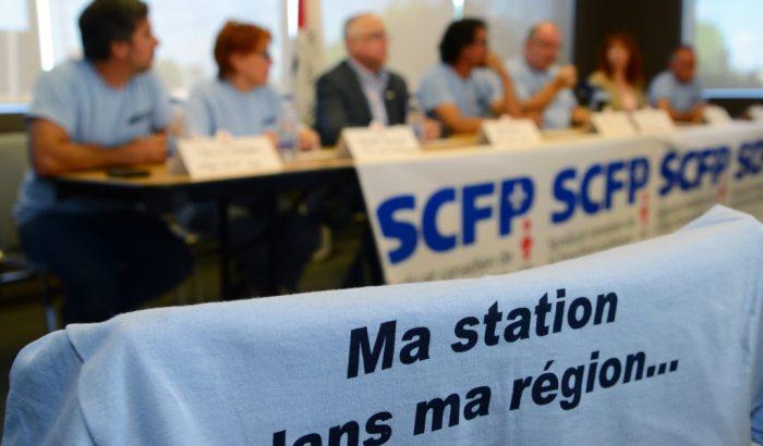 Le SCFP préoccupé par  la «Montréalisation» des nouvelles régionales à TVA