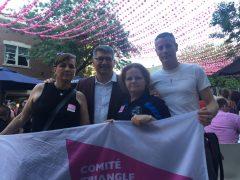 Vigile à Montréal pour les victimes d'Orlando