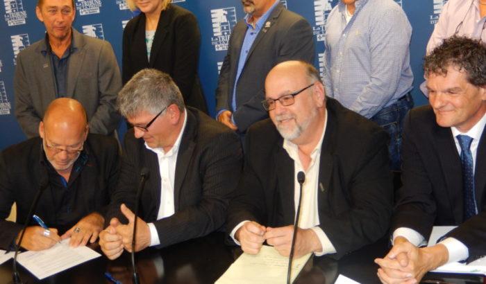 Un message des salariés syndiqués SCFP et FEESP-CSN aux élu(e)s municipaux Lettre ouverte aux mairesses et maires du Québec