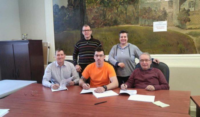 La municipalité de Montebello signe!