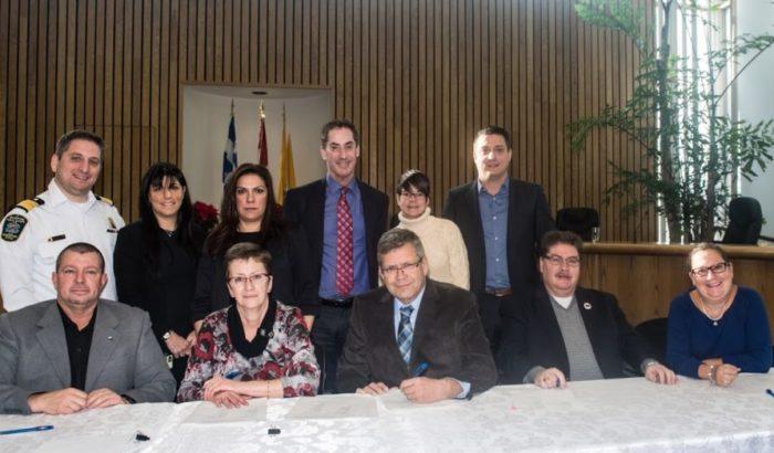 Cols blancsSix ans de paix industrielle à la Ville de Côte-Saint-Luc