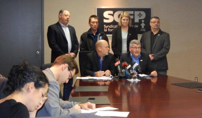 Suspension de l'indexation des retraités: le SCFP demande aux villes de surseoir à leur décision afin de ne pas commettre l'irréparable
