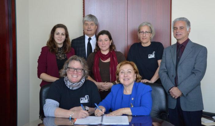 Les cols bleus de Baie-D'Urfé ont une nouvelle convention collective