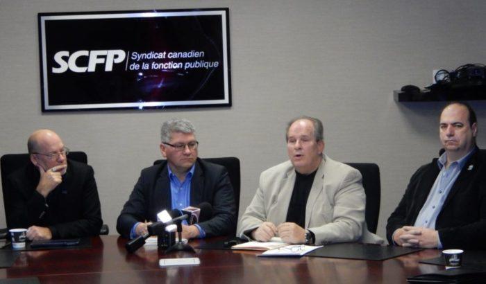Le SCFP dénonce le retour aux pratiques douteuses à la Ville de Mascouche