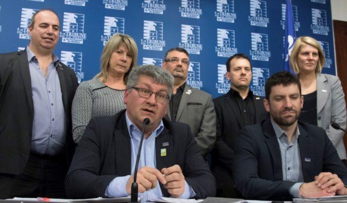 Consultations sur le projet de loi no 122Le SCFP inquiet de l'imputabilité  et de l'octroi des contrats dans les municipalités