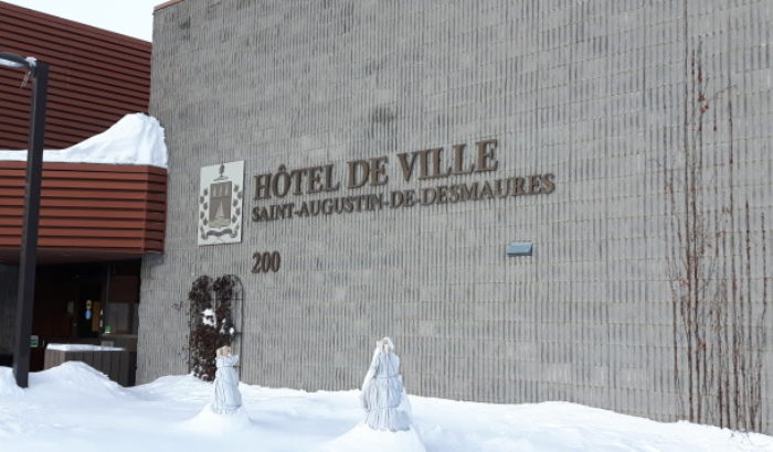 Les conventions collectives sont signées  à la Ville de Saint-Augustin-de-Desmaures