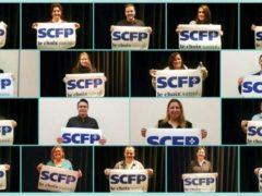 <span class=&#039;surtitre&#039;>Campagne d&#039;affiliation syndicale «Le choix santé»</span><br/>Victoire du SCFP dans la catégorie 3 en Montérégie-Ouest