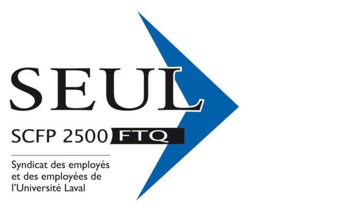 Entente de principe pour les employés de soutien de l'Université Laval