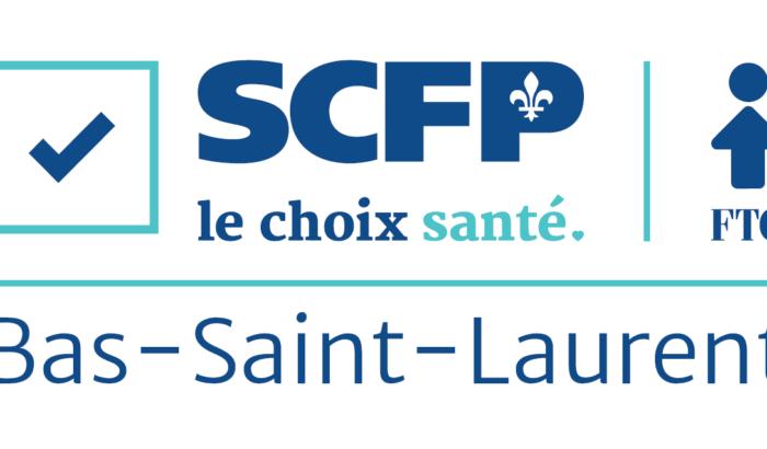 Campagne d'affiliation syndicale «Le choix santé»Victoire du SCFP dans la catégorie 2 au Bas-Saint-Laurent