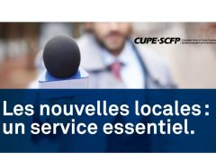 <span class=&#039;surtitre&#039;>Information locale au Québec</span><br/>Une nouvelle analyse illustre le déclin médiatique en région et ses conséquences