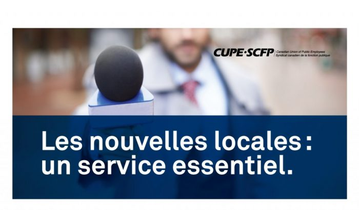 Information locale au QuébecUne nouvelle analyse illustre le déclin médiatique en région et ses conséquences