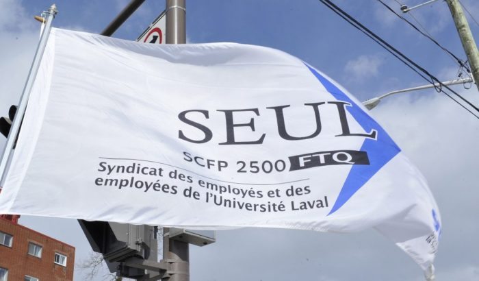 Une première rectrice à l'Université Laval de Québec, le SEUL se réjouit