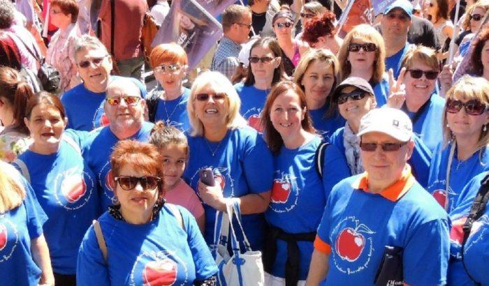Campagne d'affiliation syndicale «Le choix santé»Victoire du SCFP dans la catégorie 2 de l'Ouest-de-l'Île-de-Montréal