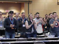 Fin du 30e congrès du SCFP-Québec