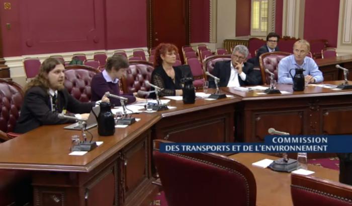 Commission parlementaire sur la Loi concernant le Réseau électrique métropolitain