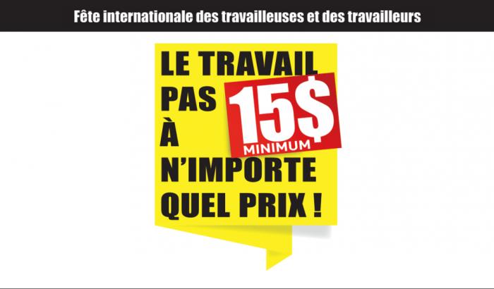 Le 1er mai — Journée internationale des travailleurs