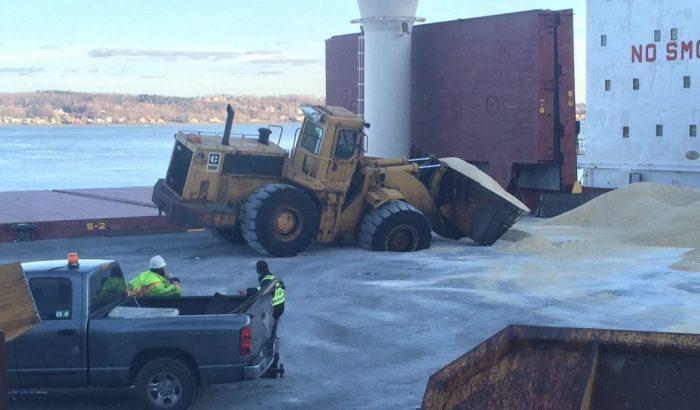 Dangers au Port de Québec, le syndicat s'inquiète