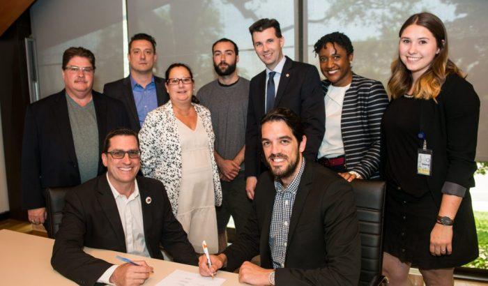 Les cols blancs de la Société du parc Jean-Drapeau ont une nouvelle convention collective