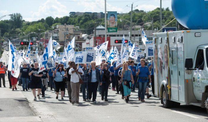 Une décision majeure réaffirme le droit de grève dans la santé et les services sociaux